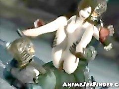 3d animation anime cartoon