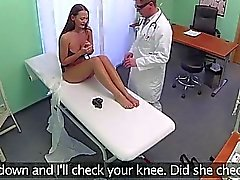 amateur clinic porn doctor fucking