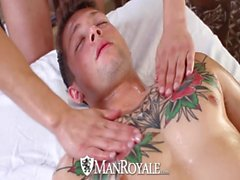 gay massage solo---masturbation