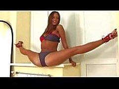 Super sexy flexible girl