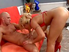 ass big tits blowjob boots butt