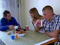 blowjob hardcore russian