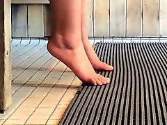 foot fetish hidden cams