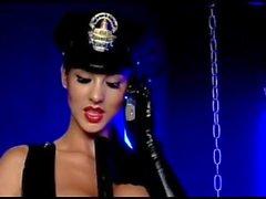 briten brunettes striptease