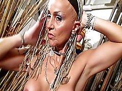 lésbica masturbação maduro loira