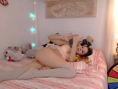 amateur ass redhead solo webcam