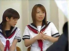 aziatisch groepsseks japanse