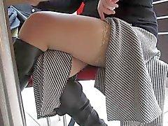 amateur nudité en public bas turc upskirts