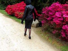 feticismo del piede tedesco gotico calze