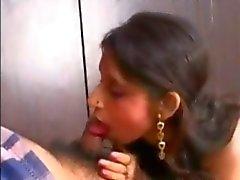 amateur blowjob indian