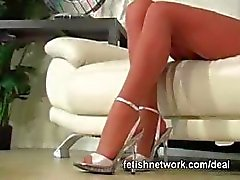 amateur fetisch nylon