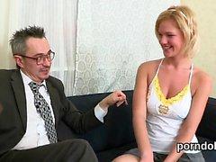 big boobs blonde blowjob nipples