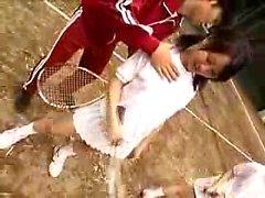 amador asiático bebê boquete peludo