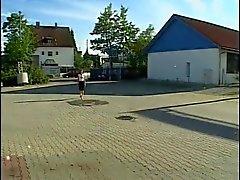 bukkake gangbang alemão