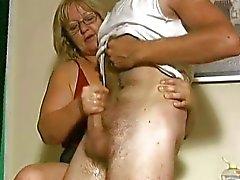 casal sexo oral maduro