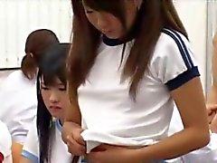 asiático japonés adolescentes