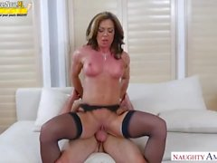 Son loves mom pussy, Nina Dolci