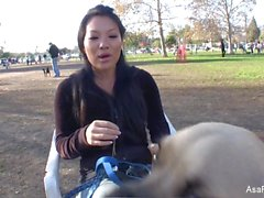 asiatisch babes brunettes interview