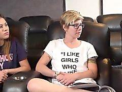 blonde hd lesbian redhead softcore