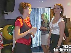 lifeselector hardcore party lesbian group