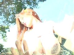 tessa fowler big-boobs redhead busty big-natural-tits