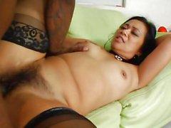 lucky starr interracial anal