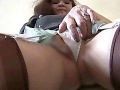 big boobs brunette mature