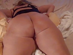 amatör anal creampie hd-video