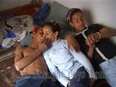 teenager young boys-first-time arab-teen amateur