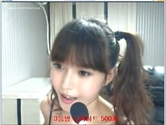 teasing korean-winktv striptease webcam korean