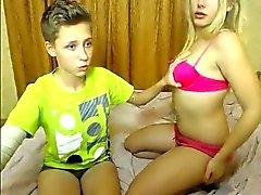 amateur babe blonde lesbian