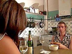 amateur brunettes french swingers voyeur