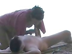 amatööri julkinen alastomuus tirkistelijä