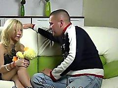 babe blonde hairy hardcore