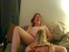 amateur esclavage lesbiennes