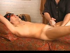 gay gay couple massage