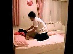 asian fingering massage