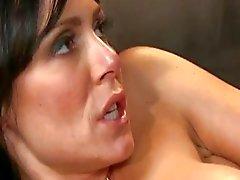 çift vajinal seks oral seks esmer