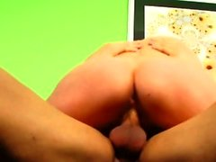 rubia mamada duro hd interracial
