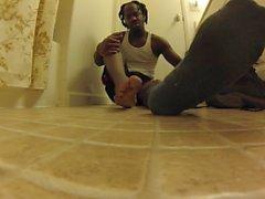 потный футов потный носки парень футов ванты пальцами человек -ноги