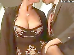 couple anal sex mature
