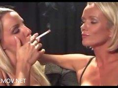dannii harwood lucy zara raucher - fetish rauchen