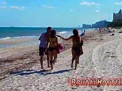 Hot punishment xxx Excited youthfull tourists Felicity Felin