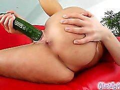 brunette hardcore hd masturbation pornstar