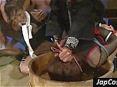 asya bdsm grup seks japon köle