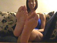 black kink foot-fetish