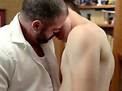 Horny mormon gets fucked
