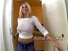 anaali blondi double vitun isot tissit