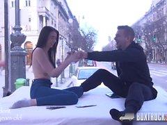 filles nudité en public massage box truck sex de vidéos hd