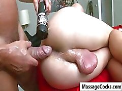 anal ass big cock drilled fucking